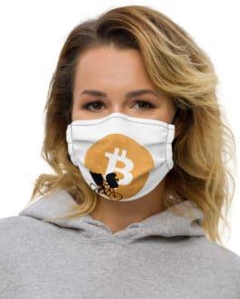 Masque Crypto – Bitcoin Moon