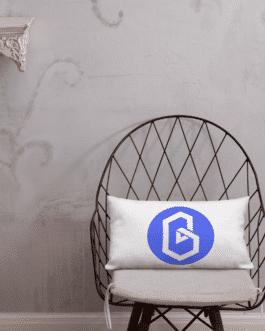 Coussin Haut de Gamme Crypto logo Band protocol