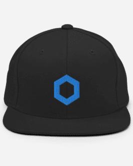 Casquette au logo LINK Token pour les fans de l'oracle