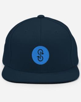 Casquette Snapback Crypto – Yearn Finance Token