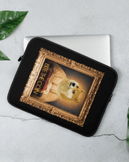 Housse Crypto Pour Laptop  – DOGE in 2050