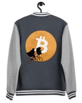 Veste Crypto Bombers – Bitcoin Moon