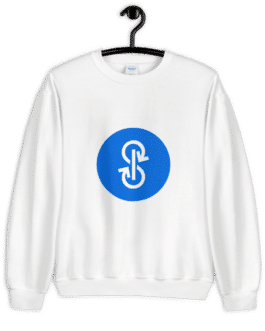 Sweat Crypto pour homme à Col Rond – Yfi Token