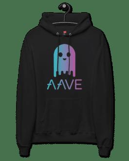 Sweat Crypto à capuche pour homme – AAVE 2