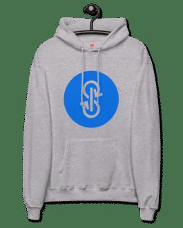Sweat Crypto à capuche pour homme – YFI
