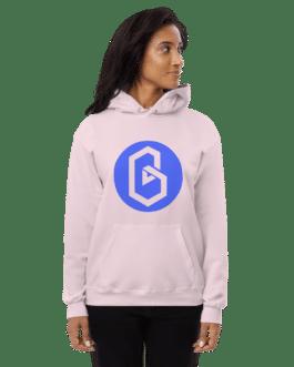 Sweat Crypto à capuche pour Femme – BAND Token