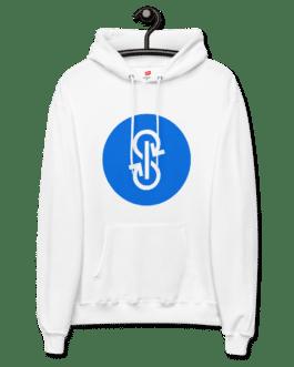 Sweat Crypto à capuche pour Femme – YFI
