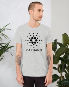 Tee-shirt Crypto Homme – ADA Cardano