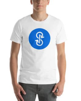 Tee-shirt Crypto Homme – Yearn Finance