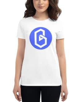 Tee-shirt Crypto Femme – Band Protocol