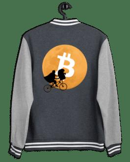Veste Crypto pour Femme – BITCOIN MOON