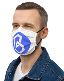 Crypto Premium face mask – Band Protocol
