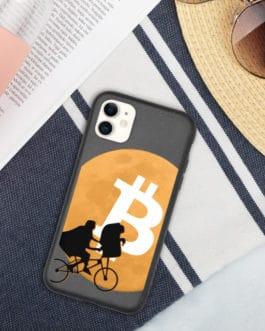 Crypto phone case – Bitcoin