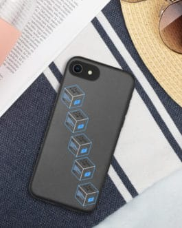 Crypto Biodegradable phone case – Chainlink