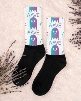 Crypto Socks – Aave