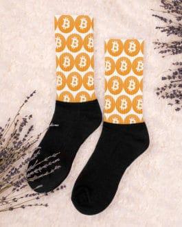 Crypto Socks – BTC