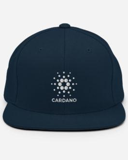 Crypto Snapback Hat – Cardano