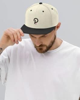 Crypto Snapback Hat – Polkadot