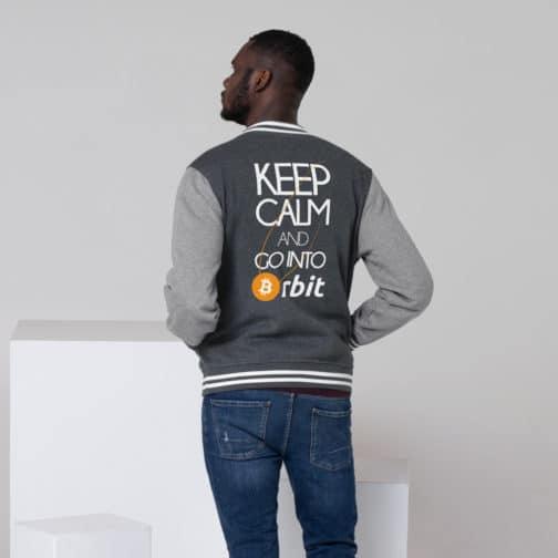 mens letterman jacket graphite heather vintage heather back 60ae41a6b5bcd