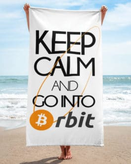 Crypto Towel – Bitcoin
