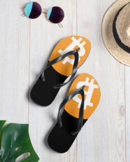 Crypto Flip-Flops – BTC