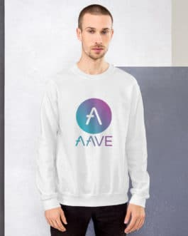 Crypto Sweatshirt – Aave