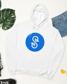 Crypto fleece hoodie – YFI