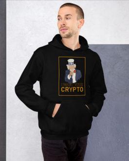 Crypto Hoodie – Uncle Sam