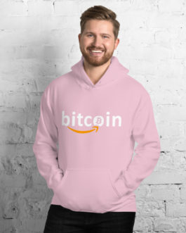 Crypto Hoodie – Bitcoin