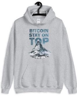 Crypto Hoodie – BTC