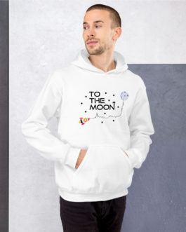 Crypto Hoodie – To The Moon