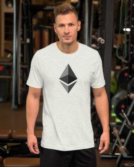 Crypto Short-Sleeve T-Shirt – ETH