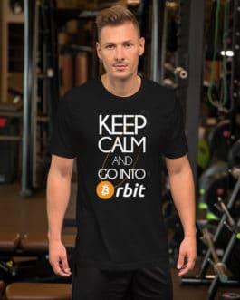 Crypto Short-Sleeve T-Shirt – Orbit