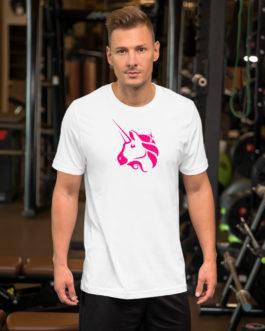 Crypto Short-Sleeve T-Shirt – UniSwap