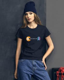 Crypto Women's short sleeve t-shirt – Bit-Man
