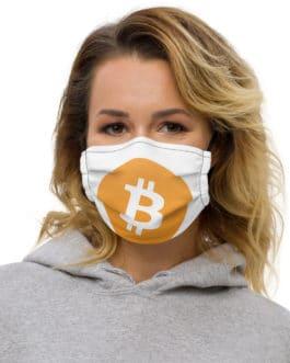 Masque premium Crypto – BTC
