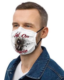 Masque premium Crypto – BET ON