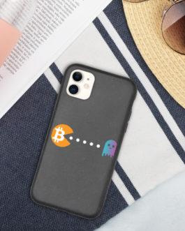 Coque de téléphone biodégradable Crypto – Pac-Man