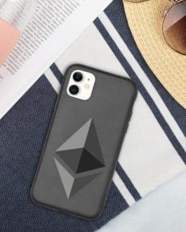 Coque de téléphone biodégradable Crypto – ETH