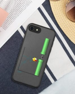 Coque de téléphone biodégradable Crypto – Flappy