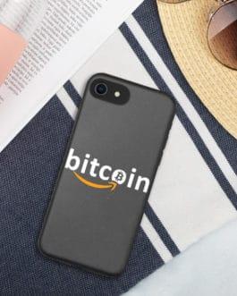 Coque de téléphone biodégradable Crypto – Bitzon