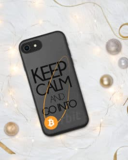 Coque de téléphone biodégradable Crypto – Orbit