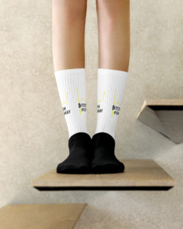 Chaussettes Crypto – Hight Way