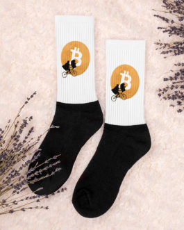 Chaussettes Crypto – Moon