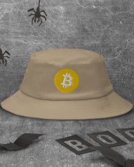 Bob Old School Crypto – BTC