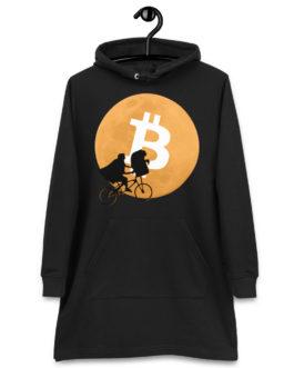 Robe à capuche Crypto – Moon