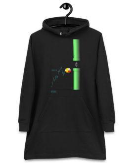 Robe à capuche Crypto – Flappy