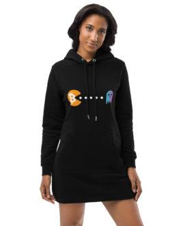 Robe à capuche Crypto – Pac-Man