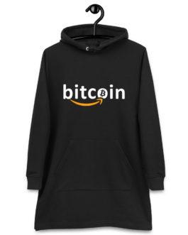 Robe à capuche Crypto – Bitzon