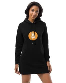 Robe à capuche Crypto – BTC